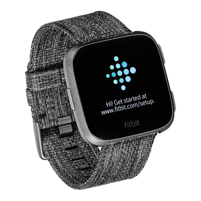 FITBIT - VERSA - Smart Watch - charcoal