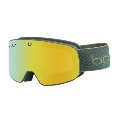 BOLLE - NEVADA SMALL FOREST MATTESunshine Cat 3 Unisexe FOREST MATTE