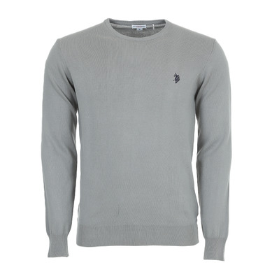 US POLO ASSN - US Polo ROBIN ROUND N - Maglione Uomo grey