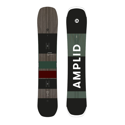 AMPLID - CREAMER 19/20 - All Mountain/Freeride Snowboard - black