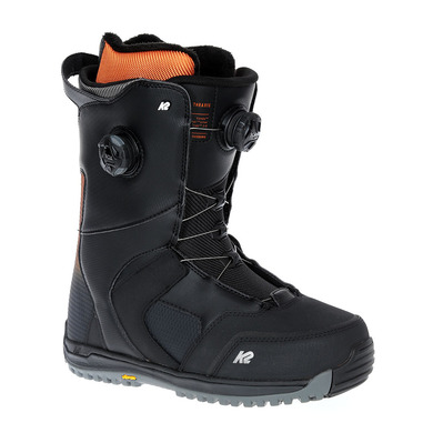 K2 - THRAXIS - Snowboard Boots - Men's - black