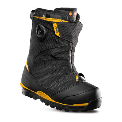 THIRTYTWO - Thirty Two JONES MTB 660 18/19 - Snowboard Boots - black yellow