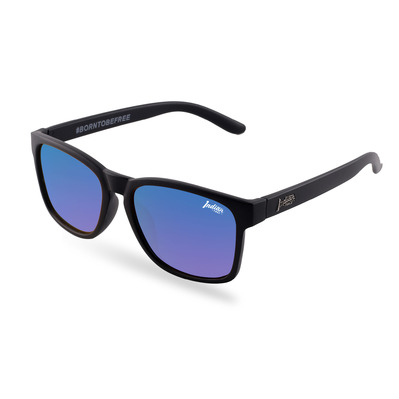 THE INDIAN FACE - FREE SPIRIT - Polarised Sunglasses - black/blue