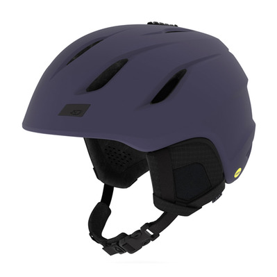 GIRO - NINE MIPS - Casque ski matte midnight