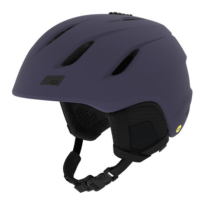 GIRO - NINE MIPS - Casco matte midnight