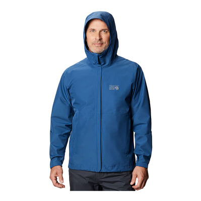 MOUNTAIN HARDWEAR - EXPOSURE 2 GTX - Chaqueta hombre blue horizon