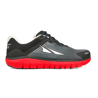 ALTRA - M Provision 4 BLACK/GRAY/RED Homme BLACK/GRAY/RED