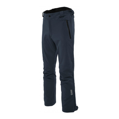 COLMAR - SOFTSHELL - Pantalon ski Homme blue black
