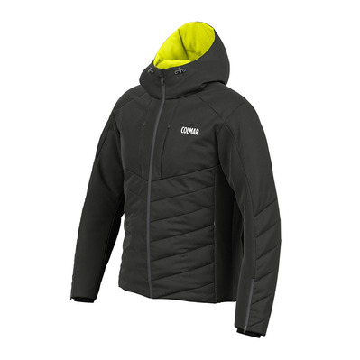 COLMAR - M. DOWN SKI JACKET Homme BLACK-LIME1062-7VC-99