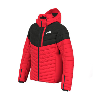 COLMAR - M. DOWN SKI JACKET Homme BRIGHT RED-BLACK-BRI1065-3VD-15