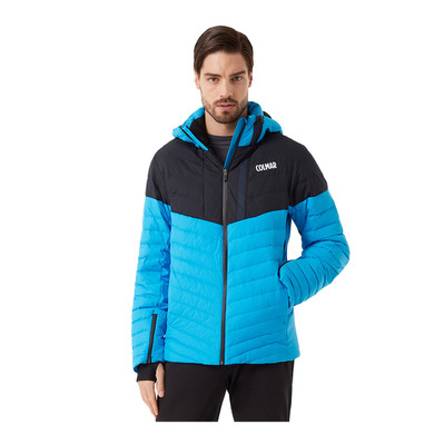 COLMAR - M. DOWN SKI JACKET Homme PEACOCK-BLACK-BLUE B1065-3VD-272