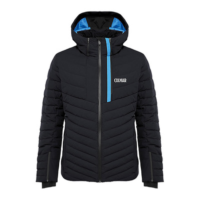 COLMAR - M. DOWN SKI JACKET Homme BLUE BLACK-PEACOCK-B1065U-3VD-167