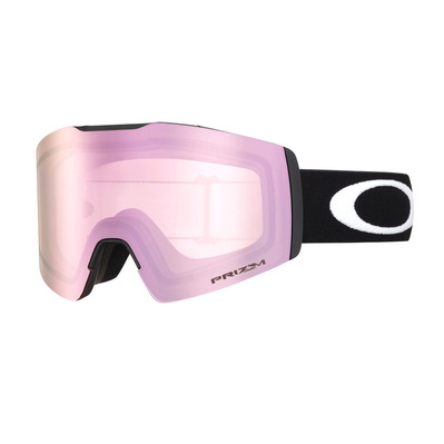 OAKLEY - FALL LINE XM - Masque ski black/prizm snow hi pink iridium