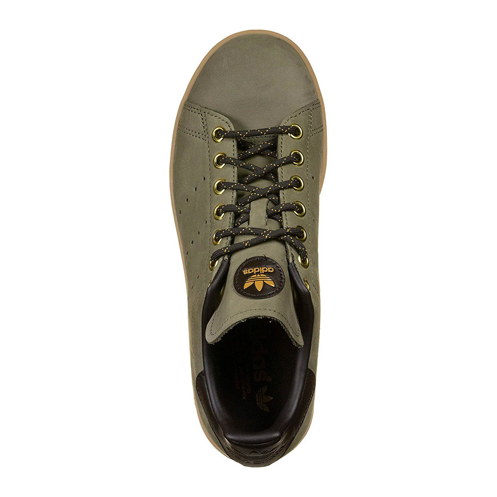 ADIDAS ORIGINALS Adidas STAN SMITH - Trainers - Men's - brown kaki ...