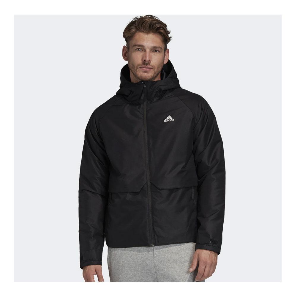 Óxido Cerdo error  ADIDAS PERFORMANCE & TRAINING Adidas DP-INS H - Jacket - Men's - black -  Private Sport Shop