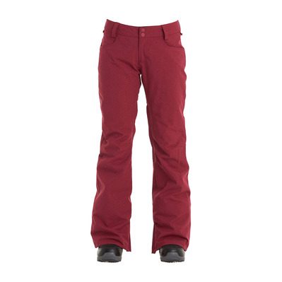 BILLABONG - TERRY - Pantalon Femme ruby wine