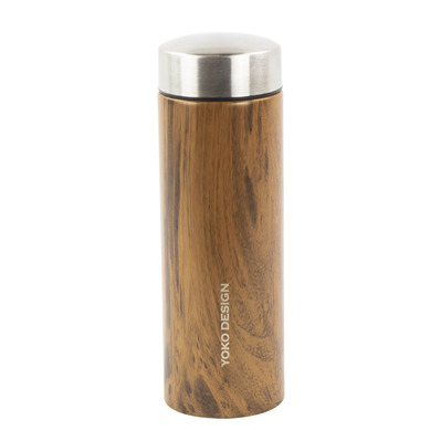 YOKO DESIGN - 1768 - Tetera isotérmica 350ml wood