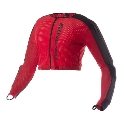ENERGIAPURA - RACING M1000U - Camiseta red/black