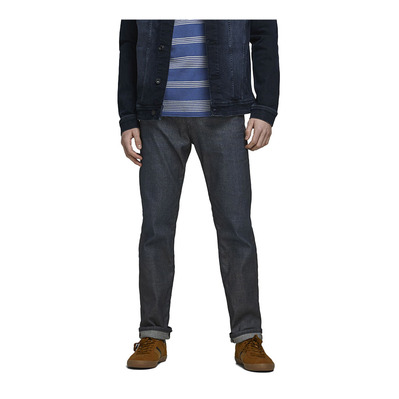 JACK & JONES - CLARK PAGE BL 922 - Vaqueros hombre blue denim