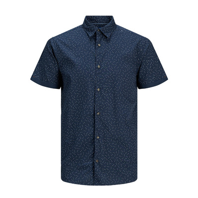 JACK & JONES - MALE JORDUDE - Camisa hombre navy blazer
