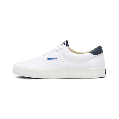 JACK & JONES - MALE JFWMORK - Chaussures Homme bright white