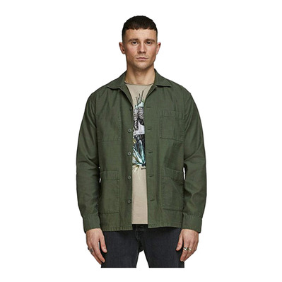 JACK & JONES - 18-0515 TCX - Camisa hombre dusty olive
