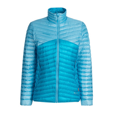MAMMUT - BROAD PEAK LIGHT - Down Jacket - Women's - ocean/whisper