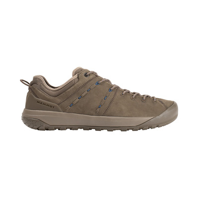 MAMMUT - HUECO LOW LTH - Approach Shoes - Men's - bark/dark surf