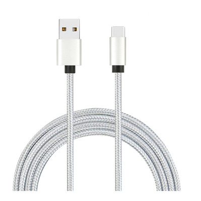 PLATYNE - CAB37 - Cable USB-C silver