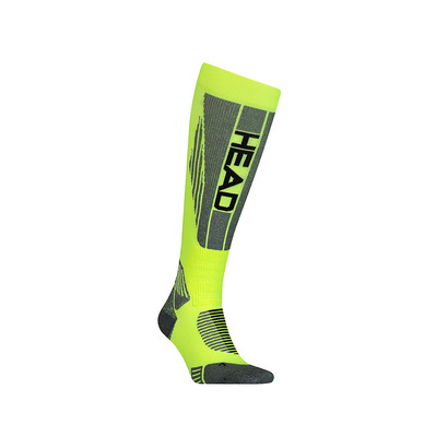 HEAD - 701009001002035 - Calze fluor yellow