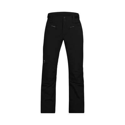PEAK PERFORMANCE - SCOOT II - Pantalon de ski Donna black