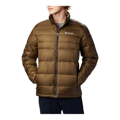 COLUMBIA - BUCK BUTTE™ - Down Jacket - Men's - olive green
