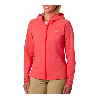 COLUMBIA - HEATHER CANYON™ - Jacket - Women's - bold orange heather