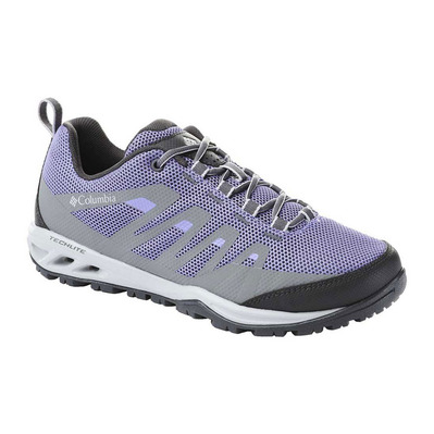 COLUMBIA - VAPOR VENT™ - Hiking Shoes - Women's - ti grey steel