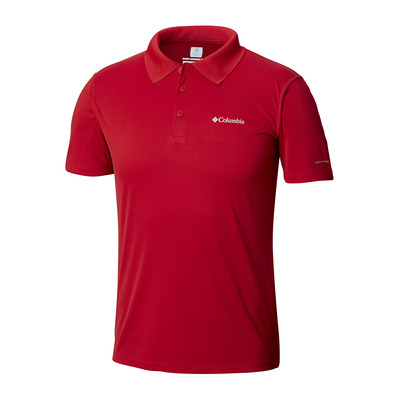 COLUMBIA - ZERO RULES™ - Polo - Men's - mountain red