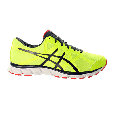 ASICS - GEL-ATTRACT 3 - Zapatillas de running hombre flash yellow/black/chinese red