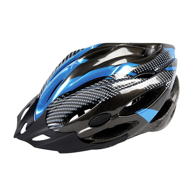 DYTO - MIRAGE - Casco all-round nero/blu