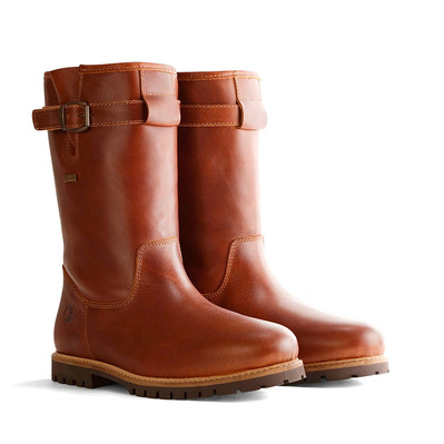 TRAVELIN' - ISLAND - Boots - Men's - cognac