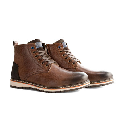 TRAVELIN' - MYKEN - Shoes - Men's - dark brown