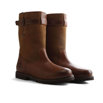 TRAVELIN' - NORTH - Boots - Men's - cognac