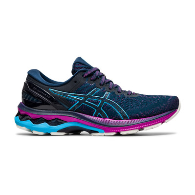 ASICS - GEL-KAYANO 27 - Chaussures running Femme french blue/digital aqua
