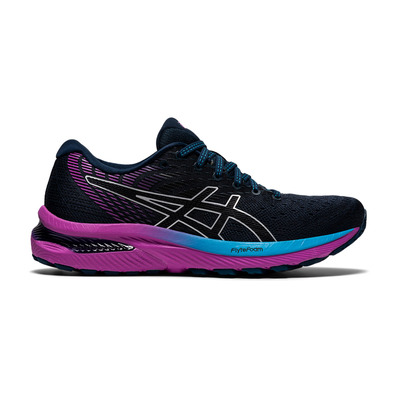 ASICS - GEL-CUMULUS 22 - Running Shoes - Women's - french blue/black