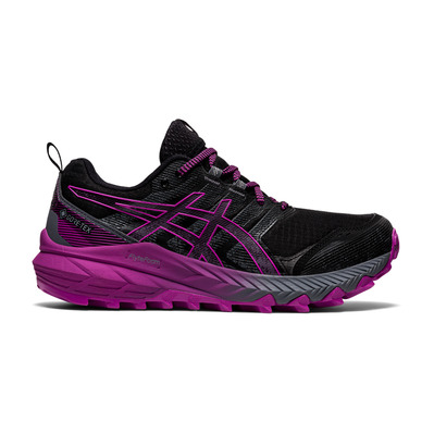 ASICS - GEL-TRABUCO 9 GTX - Chaussures trail Femme black/digital grape