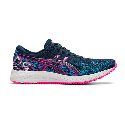 ASICS - GEL-DS TRAINER 26 - Running Shoes - Women's - french blue/hot pink