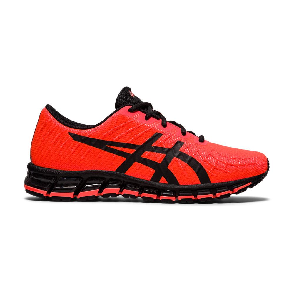Asics GEL-QUANTUM 180 4 - Running Shoes - Men's - flash coral ...