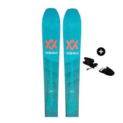 VOLKL - RISE ABOVE 88 - Pack skis freerando Femme
