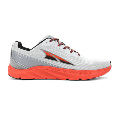 ALTRA - RIVERA - Zapatillas de running hombre gray/orange