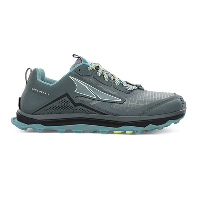 ALTRA - LONE PEAK 5 - Trail Shoes - Women's - balsam green