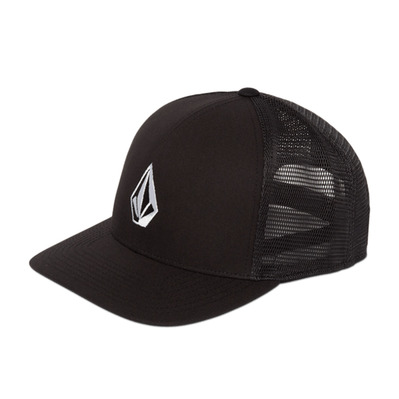 VOLCOM - FULL STONE CHEESE 110 - Casquette Homme black
