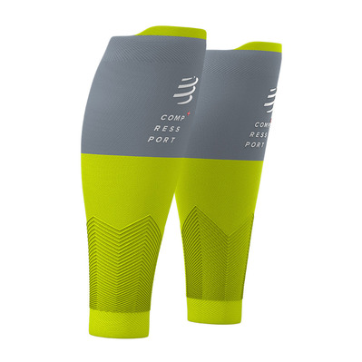 COMPRESSPORT - R2 V2 - Gambali lime/grey